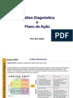 Análise Diagnóstico e Plano de Ação
