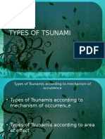 Tsunami Types