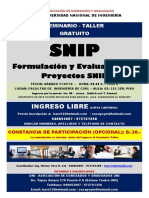 Seminario Snip Word 21 Mayo