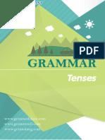Tenses Menurut Grammar Bahasa Inggris