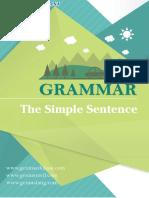 The Simple Sentence Menurut Grammar Bahasa Inggris