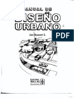 MANUAL de Diseno Urbano