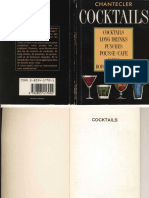 Libro Frances de Cocktails