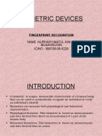 BIOMETRIC DEVICES.ppt