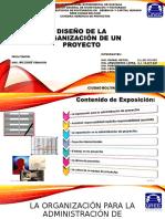 Expo Organizacion de un Proyecto.ppt