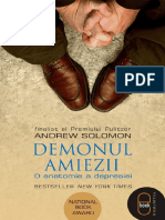 Andrew Solomon- Demonul Amiezii