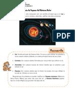 Guía de Repaso Del Sistema Solar1