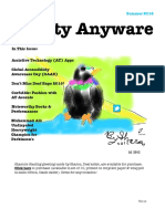 Ability Anyware Digital Quarterly Summer 2016