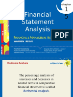 Chapter 15 Financial Analysis1426