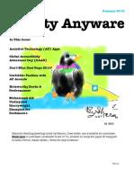 Ability Anyware Digital Quarterly Summer 2016 Issue