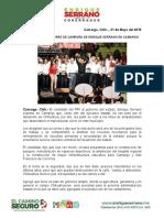 2016-05-31 ESPECTACULAR CIERRE DE CAMPAÑA DE ENRIQUE SERRANO EN CAMARGO