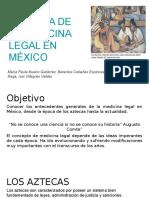 Capítulo 1 - Historia de la medicina legal en México