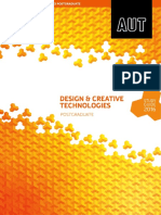 Postgraduate Design and Creative Tech Updated