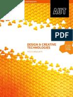 Postgraduate Design and Creative Tech Updated