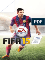 Fifa-15-Manuals Sony Playstation 4 Uk