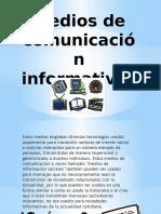 Medios de Comunicación Informativos