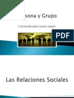 Las Relaciones Sociales
