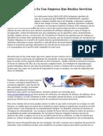 Cerrajeros Valencia Es Una Empresa Que Realiza Servicios