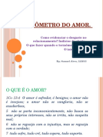 O Termômetro Do Amor