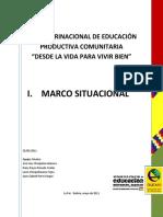 Marco Situacional Bolivia