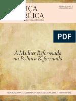 A Mulher Reformada Na Política Reformada