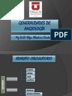 Generalidades de Angiología