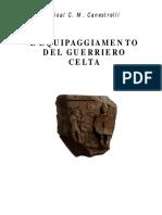 Armamento Del Guerriero Celta
