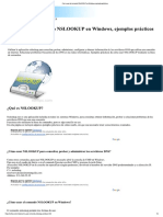 Como Usar El Comando NSLOOKUP en Windows, Ejemplos Prácticos