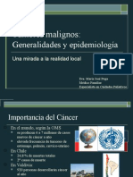 General Ida Des Cancer