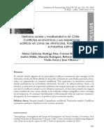 Calderón Et.al. (2013)-Territorios Rurales y Neoliberalismo en Chile