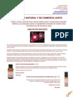Cosmetica Natural Comercio Justo SETEM (1)