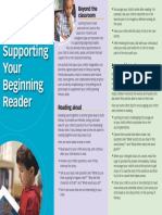 Supporting Your Beginning Readers