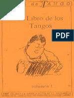 El Libro de Los Tangos EMPA Con Letras