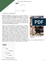 Diógenes de Sinope - Wikipedia, La Enciclopedia Libre
