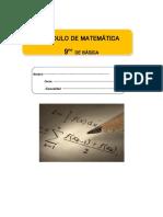 Matemáticas 9 EGB