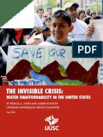 The Invisible Crisis