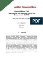 Parcial Final MATLAB