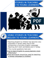 Using Stories in TEYL