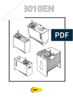 User Manual (Hydraulic Drive System)
