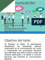 Taller de Comunicación