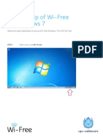 Anleitung Wi-Free Windows 7 0814 e