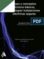 Leyes y Conceptos Tecnicos Basicos Para Lograr Instalaciones Electricas Seguras