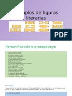 Ejemplos de Figuras Literarias