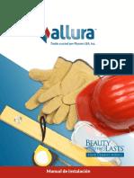 ES Allura Installation Manual