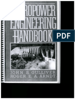Hydropower Engineering Handbook-Gulliver