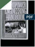 Hydropower Engineering Handbook-Gulliver