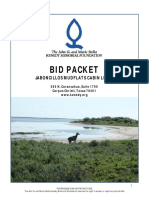 Mud Flats Lease Bid Package