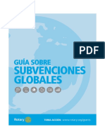 1000 Guide to Global Grants Es