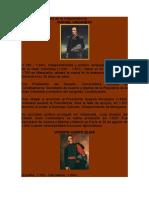 Biografías de Héroes de La Independencia