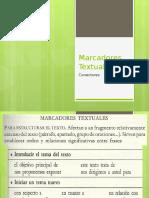 Marcadores Textuales A3